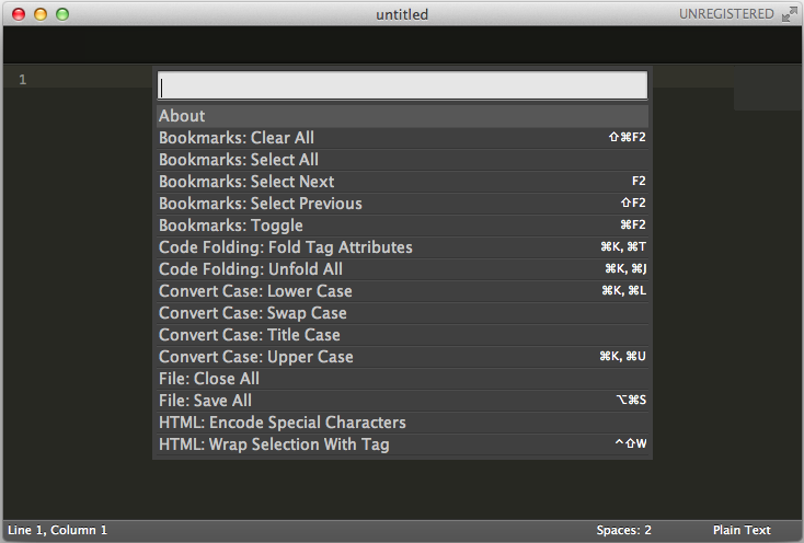 Sublime Text CP